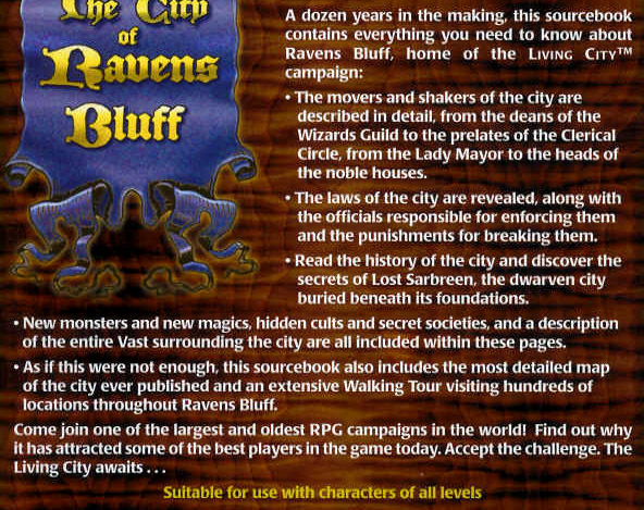 city of ravens bluff pdf
