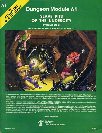 free dungeons and dragons game modules